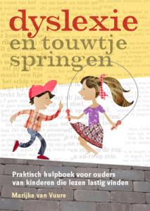 Boek Dyslexie en Touwtje springen van Marijke van Vuure